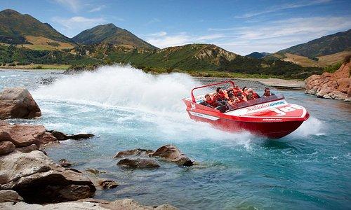 Hanmer Springs Jet Boating