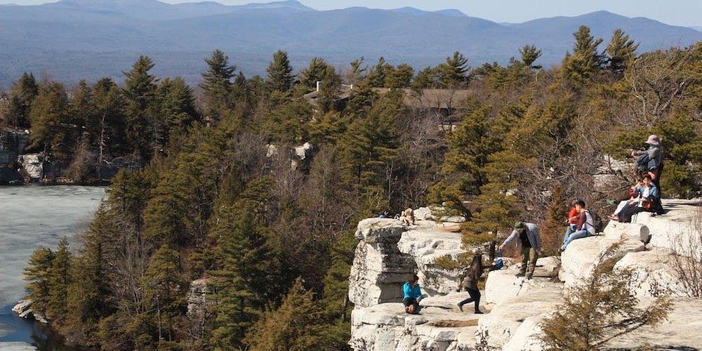 Miniwaska State Park just 10min away