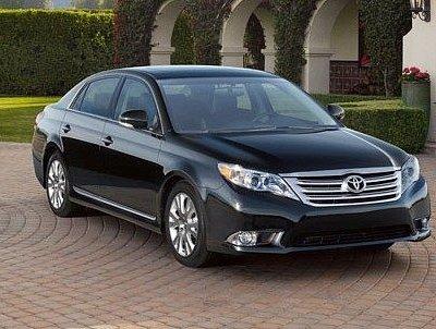 Toyota Avalon - Ride in comfort