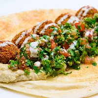 Falafel Taste Middle East