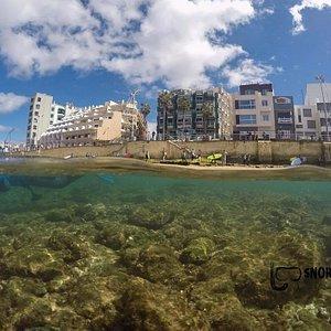 El Charcón- Playa de Las Canteras