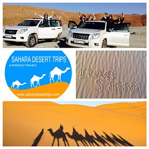 Group 4x4 tours to the desert from Marrakech to Fes via Erg Chebbi and Daraa Valley