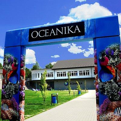 Brama do Oceaniki