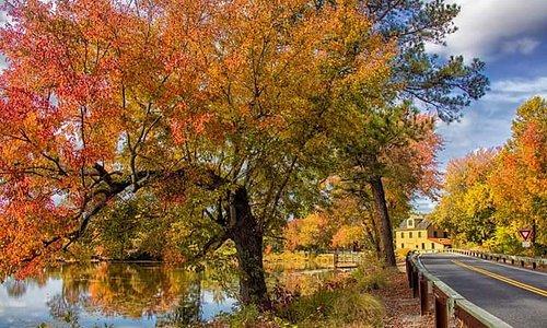 Autumn at Abbott's Mill