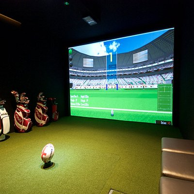 Rugby simulator