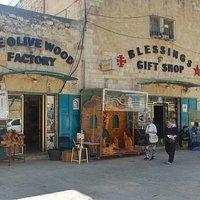 Olive Wood Factory Bethlehem