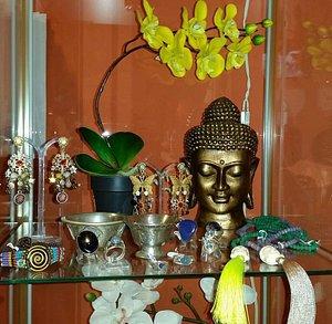 #samaki mallorca #Buddha & #Engel Schmuck Can Picafort ab nächster Woche für euch geöffnet! #can