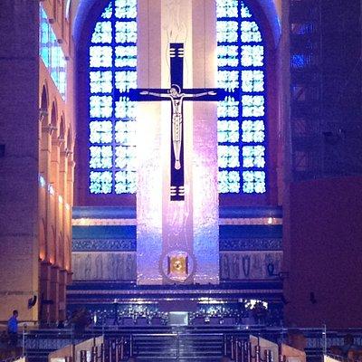 Tour guia no Santuário de Aparecida - acontece diariamente. reservas: www.visiteaparecida.com.br