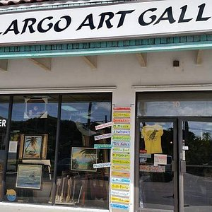 key Largo Art Gallery