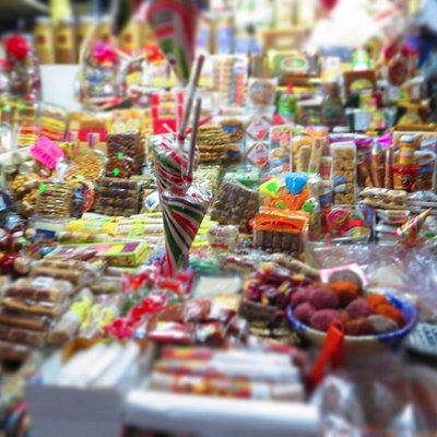 handmade Mexican candies