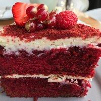 Amazing Red Velvet cake