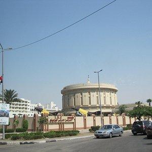 The October War Panorama,Cairo
