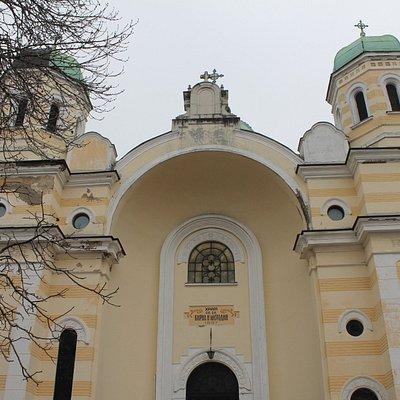 Chiesa S. Kiril & Metodiy