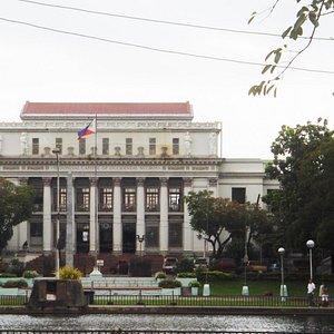 the Provincial Capitol Building