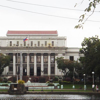 the Provincial Capitol Building