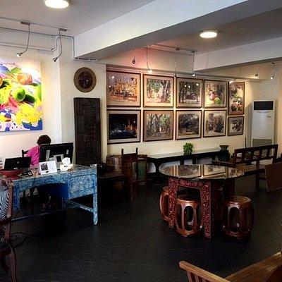 1st Floor of Gallery