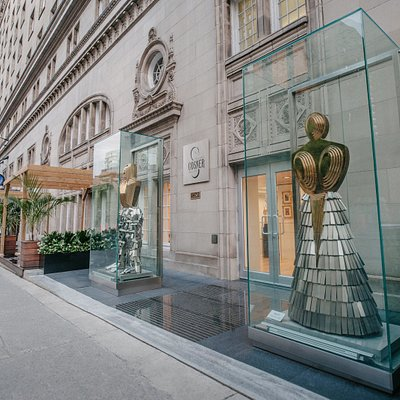 Galerie d'art Cosner au Ritz-Carlton Montréal