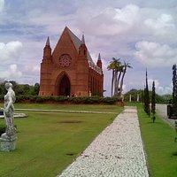 Capela Nossa Senhora das Graças - Vista frontal