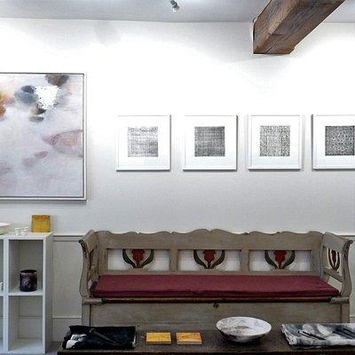 Contemplation exhibition - 11 March - 23 April
