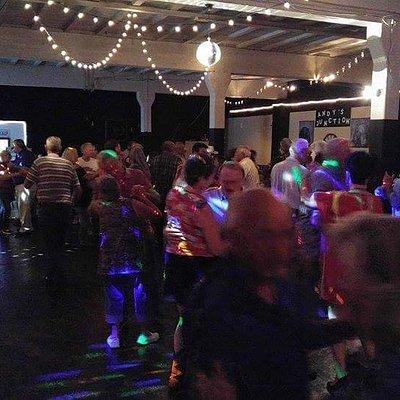 Karaoke on Friday nights, Dixie Rose Band on Saturday night