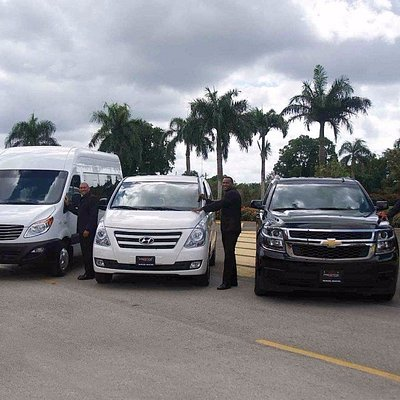 Prestige Limousine Services fleet