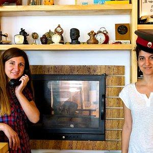 Beni & Betty, your tour guides in Bulgaria