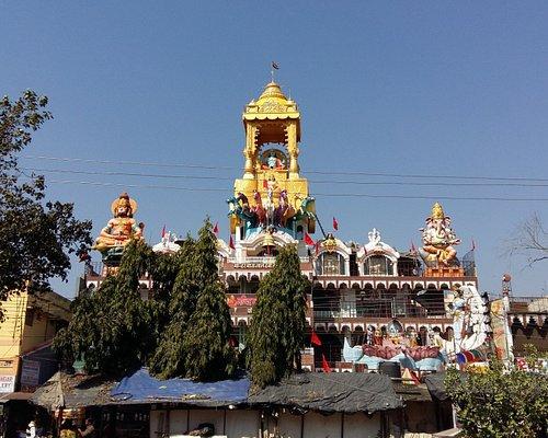 Vaishnodevi temple exterior
