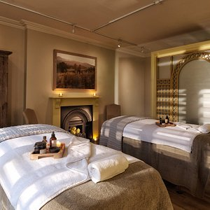 Dual Treatment Room at The Garden Spa by L'OCCITANE