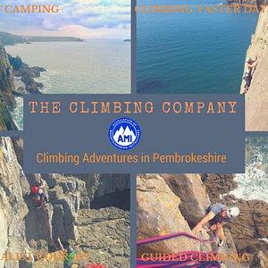 The Climbing Company, Pembrokeshire