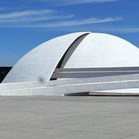 Like a space igloo