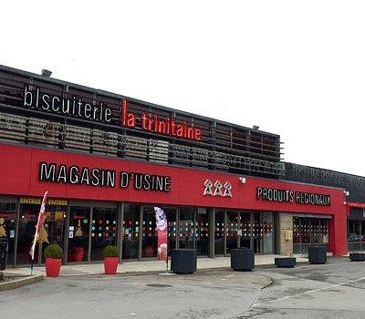 Biscuiterie La Trinitaine, Saint Philibert