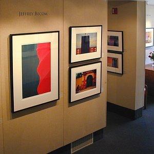 Jeffrey Becom at Weston Gallery