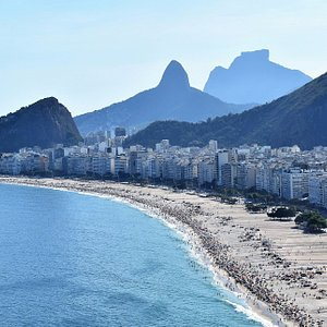 vue sur Copacabana