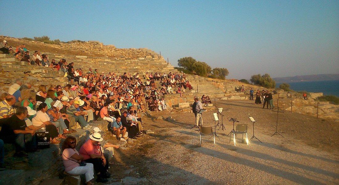 Ancient Theater of Thoriko