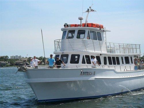 $59 Deep Sea Fishing on the America II