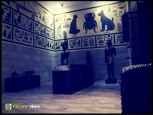 The Chamber Of Imhotep