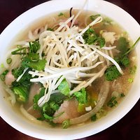 Delicious Pho. Eating this 3 days in a row now.