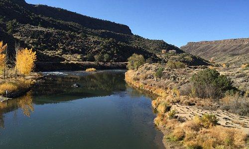 Orilla Verde Recreation Area - Pilar
