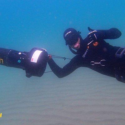 Scooter freediving courses and sessions