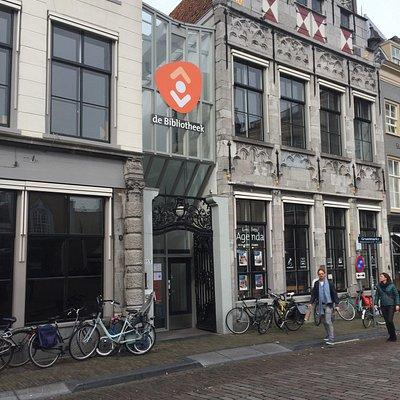 Stadsbibliotheek Dordtecht