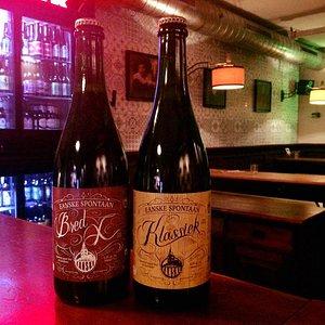 Spontaan vergist NL bier uit Enschede, ook in Lokaal