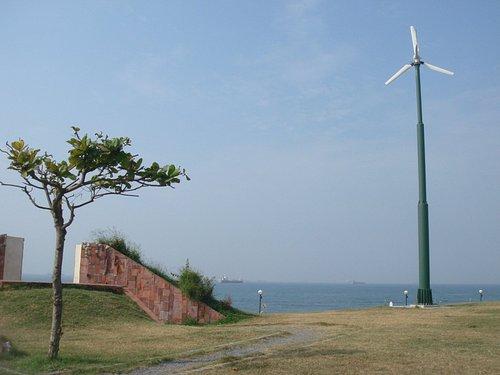 小小可愛型風車