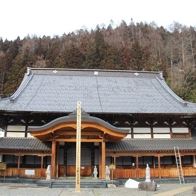 温泉寺 本堂