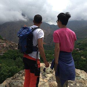 Explore the atlas mountains