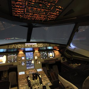 High Fidelity Aviation Simulator for Proffesionals and Entertainment.