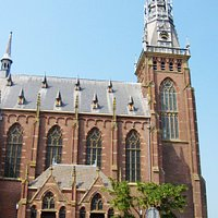 the side view of Grete Kerk
