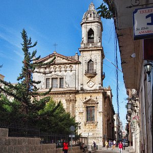 Eglise de San Agustin