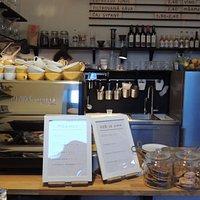 The Café Corner
