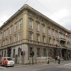 Scrigno della storia della musica di Trieste