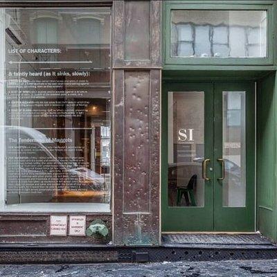 Swiss Institute In Situ: 102 Franklin St. in Tribeca
